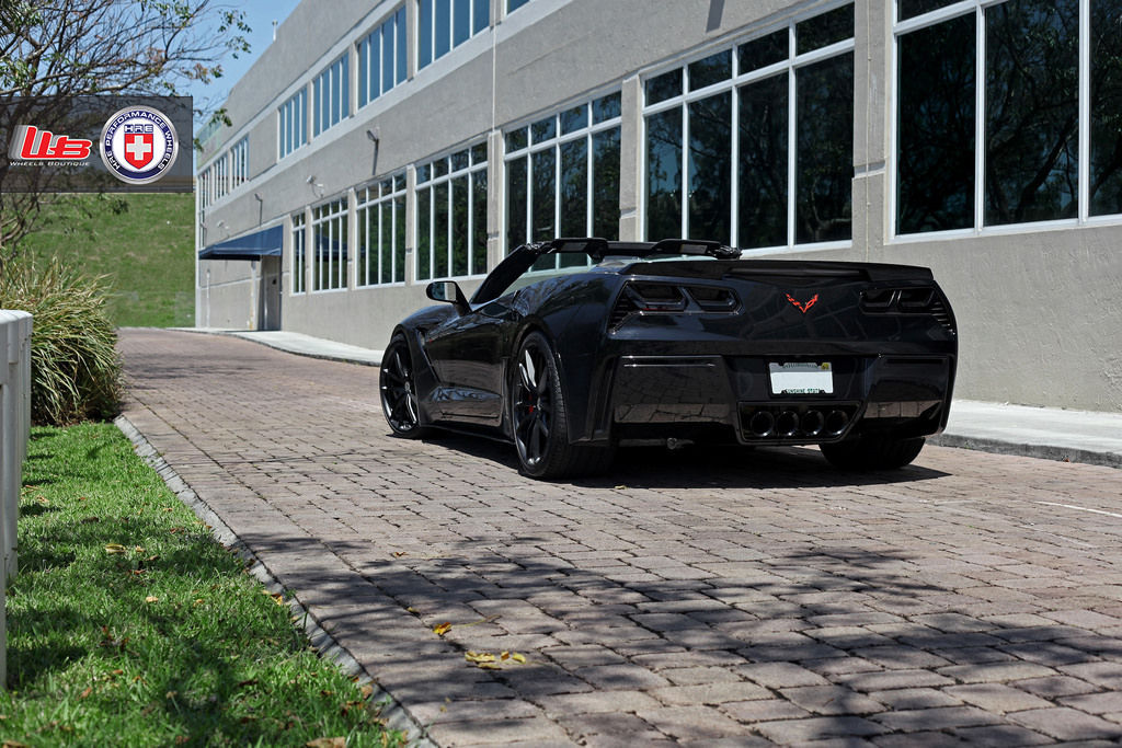 Chevrolet Corvette Stingray | C7 Corvette on HRE P104