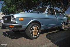 Audi Fox Wagon