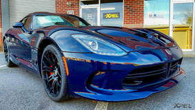 Dodge Viper with XPEL ULTIMATE
