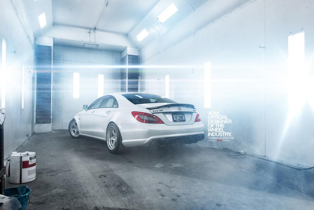 2014 Mercedes-Benz CLS-Class | '14 Mercedes-Benz CLS63 on ADV.1's