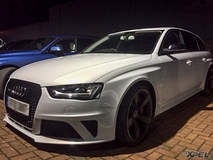 Audi with XPEL ULTIMATE installed