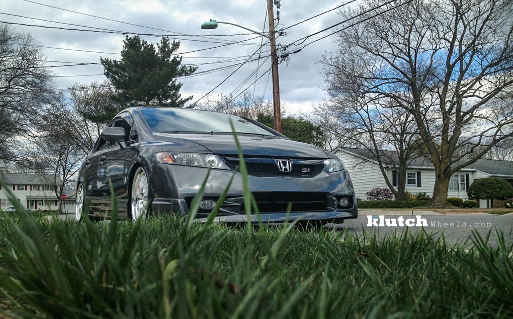 2011 Honda Civic | '11 Honda Civis Si on Klutch SL14's