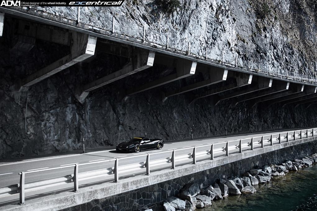 2012 Ferrari 458 Italia | '12 Ferrari 458 Italia on ADV.1's
