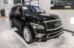 Infiniti QX80 with XPEL ULTIMATE