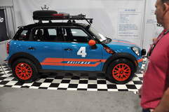 Mini Countryman @ SEMA '13