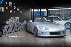 2004 Honda S2000 on Klutch SL-14's