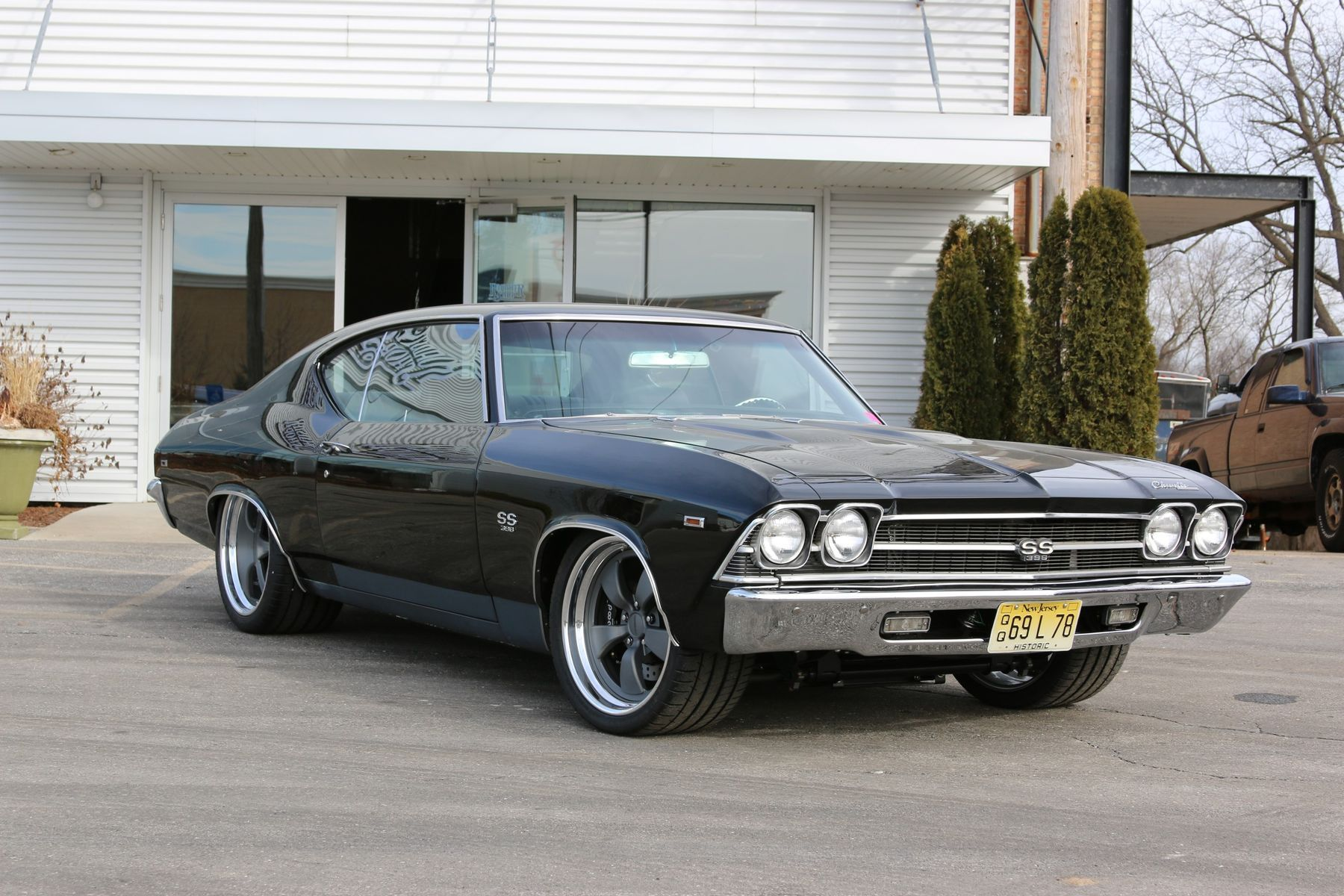 1969 Chevrolet Chevelle | Roadster Shop Chevelle SS on Forgeline CR3 Wheels