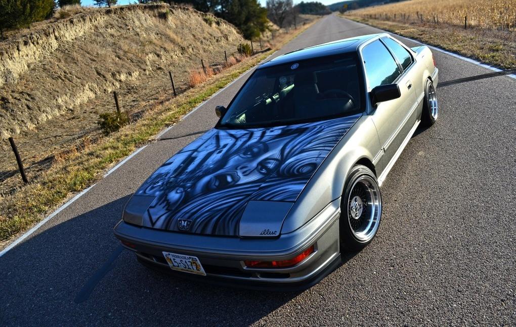 1988 Honda Prelude | '88 Honda Prelude on Klutch SL-1's