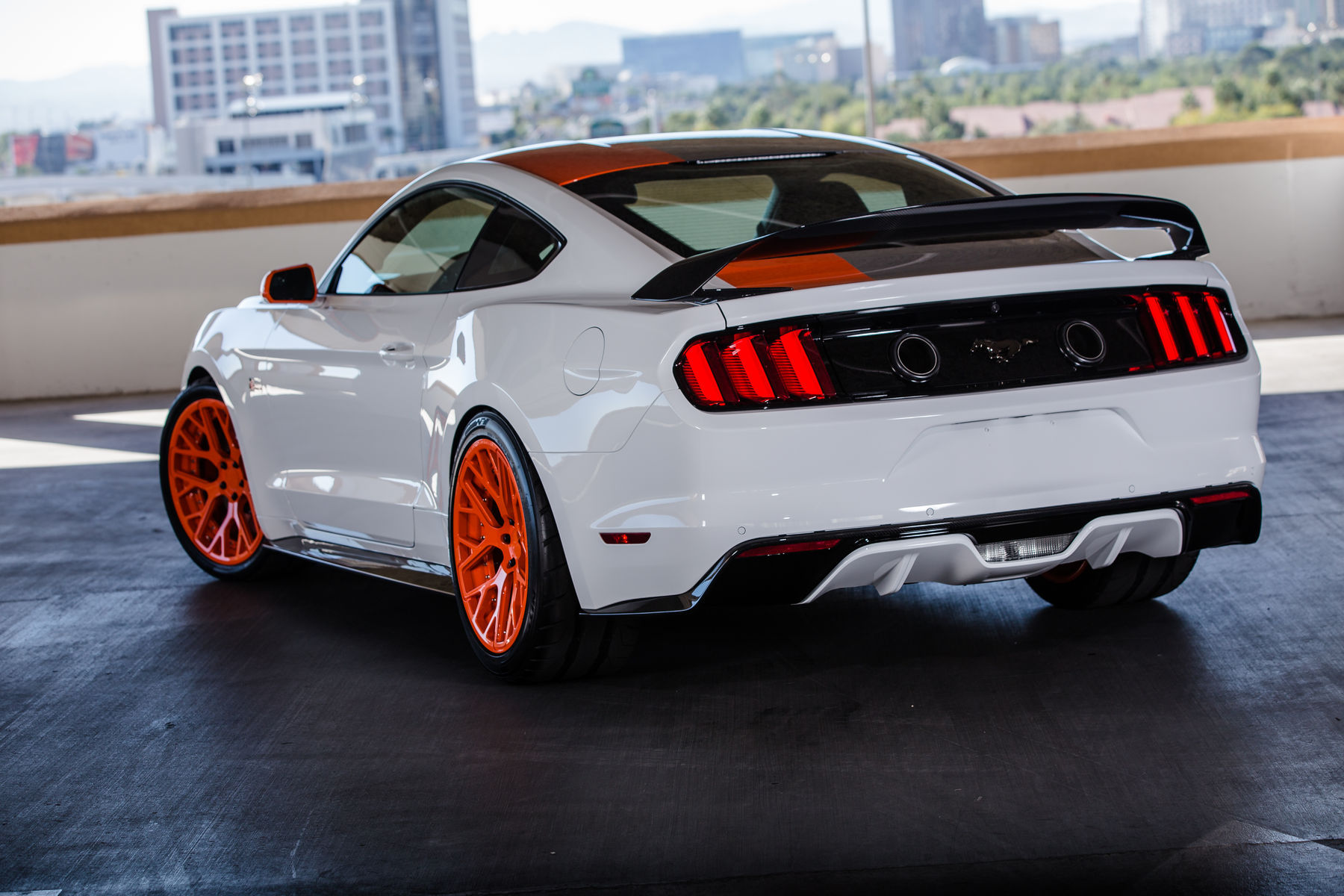2015 Ford Mustang | 2015 Bojix Ford Mustang - Exhaust