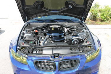 Supercharged Dinan BMW e93 M3