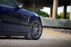 Shelby GT500 on Forgeline GA1R Wheels