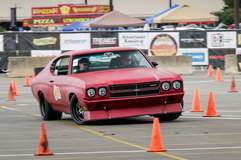 Tony G's ABC Performance 1970 Chevelle on Forgeline DS3 Wheels