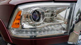 2017 Dodge Ram 3500 LongHorn Edition
