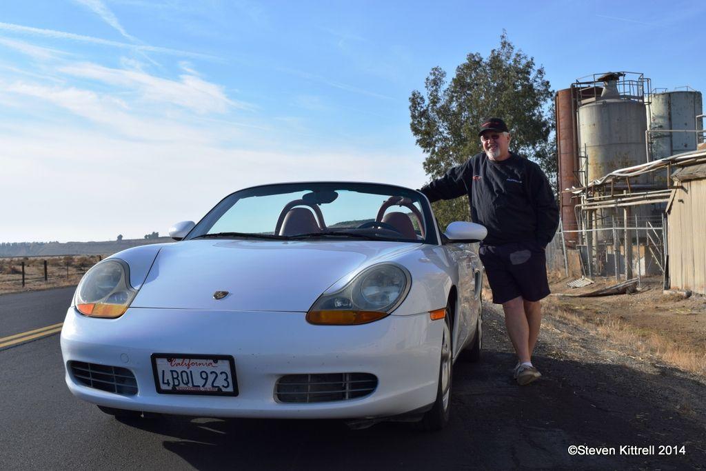 Porsche  | Dad with Porsche