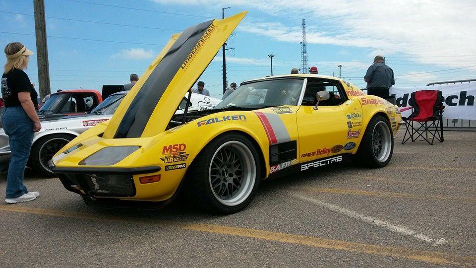 1972 Chevrolet Corvette Stingray | 48 Hour Corvette on Forgeline GX3 Wheels