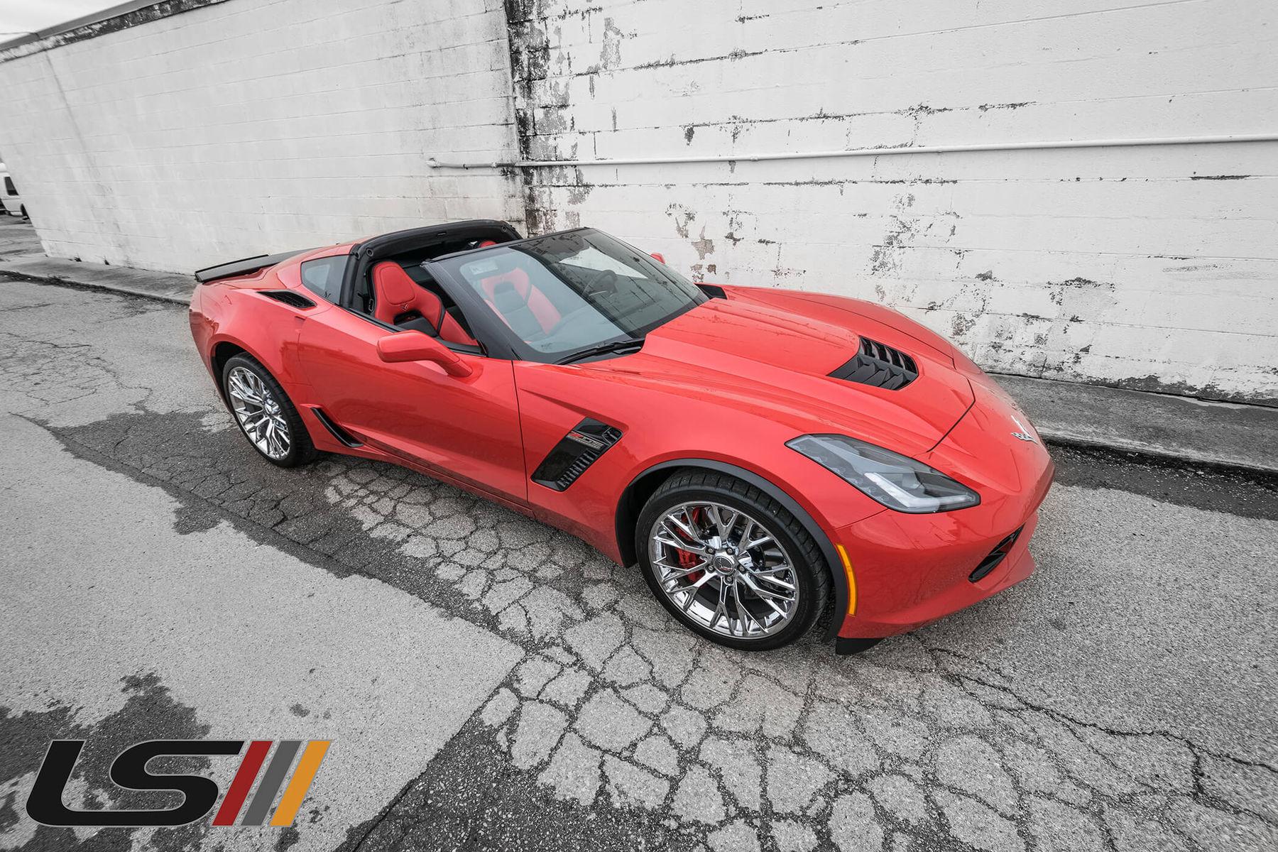 2015 C7 Corvette Z06 Leather Interior By LeatherSeats com