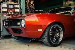 "Steve Rupp's ""Bad Penny"" '68 Camaro on Forgeline DS3 Wheels"