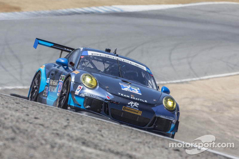 Porsche 911 |  IMSA TUDOR GTD Class Race at Laguna Seca