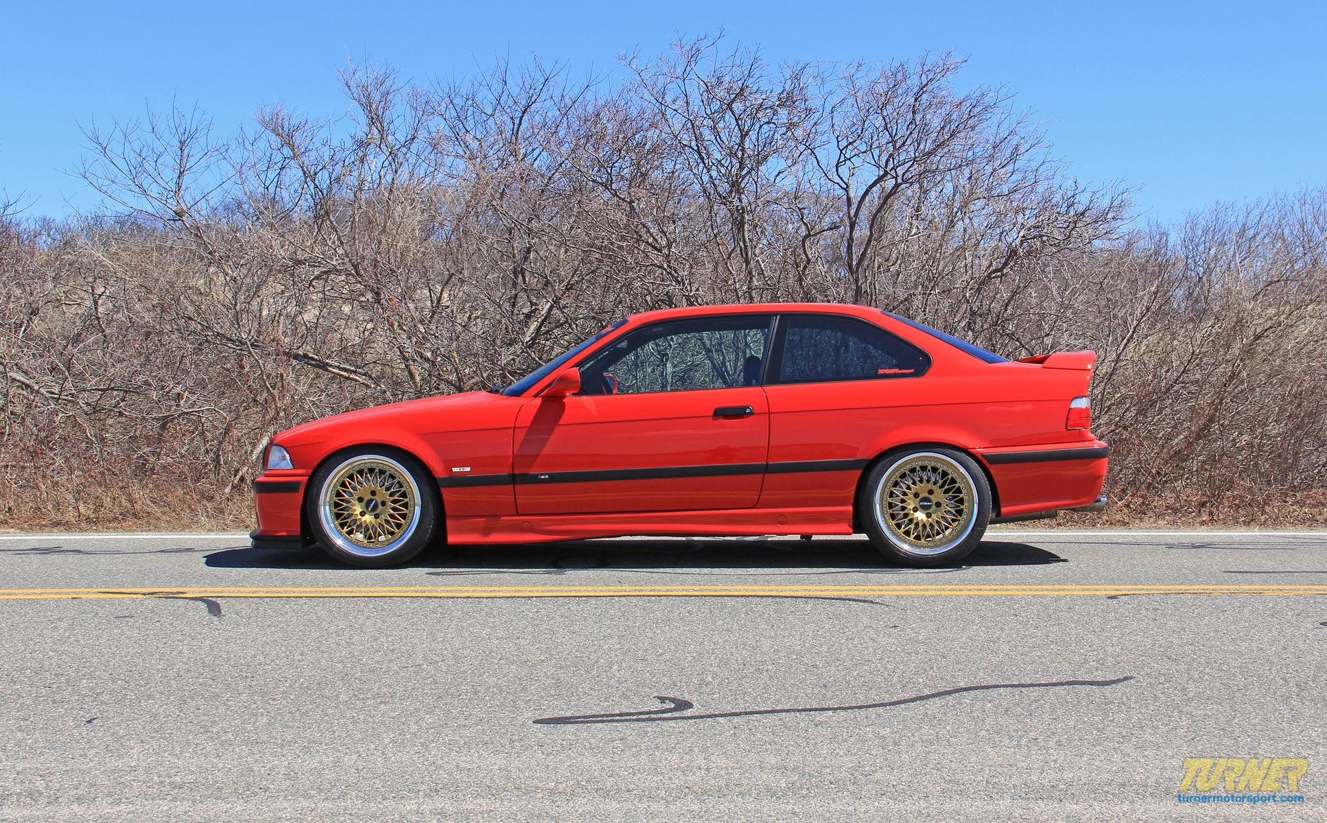 1999 BMW M3 |  E36 M3 on Forgeline LS3 Wheels