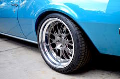 Steve Peterson's Chris Holstrom Concepts-Built '68 Camaro on Forgeline GW3 Wheels