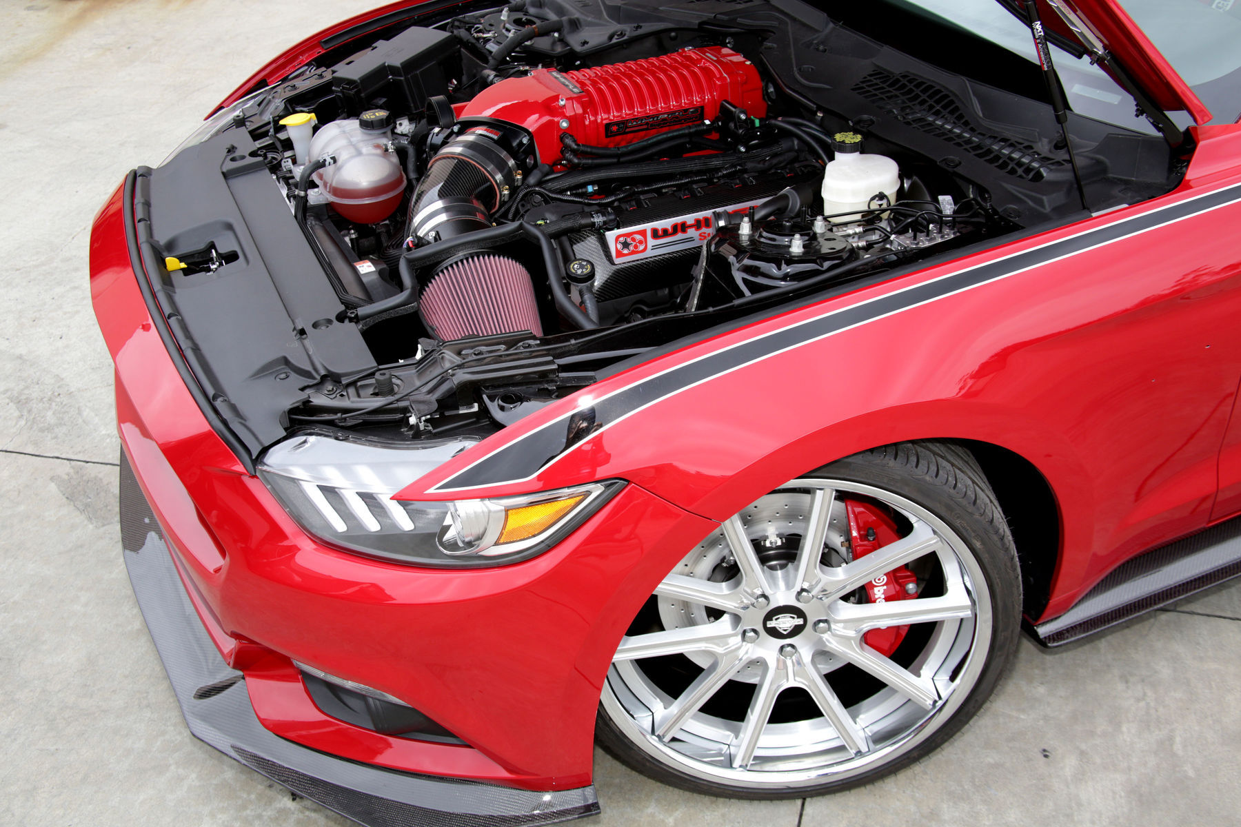 2015 Ford Mustang   2015 Mustang GT SEMA Build
