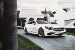 Mercedes S6 AMG Coupe