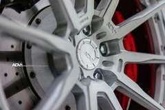 ADV.1 Wheels' McLaren MP4-12c