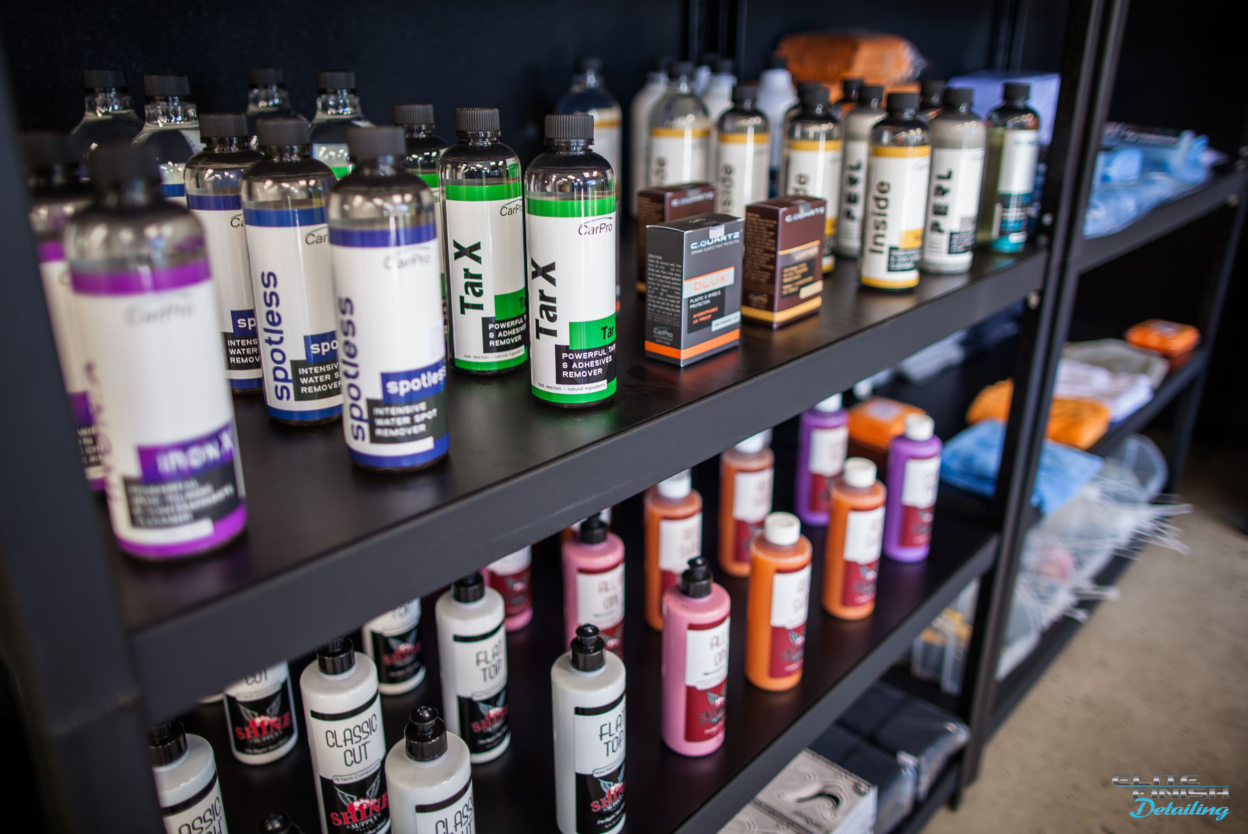 | Detailing Supplies & Products