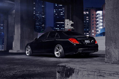 '12 Mercedes-Benz S-Class on ADV.1's