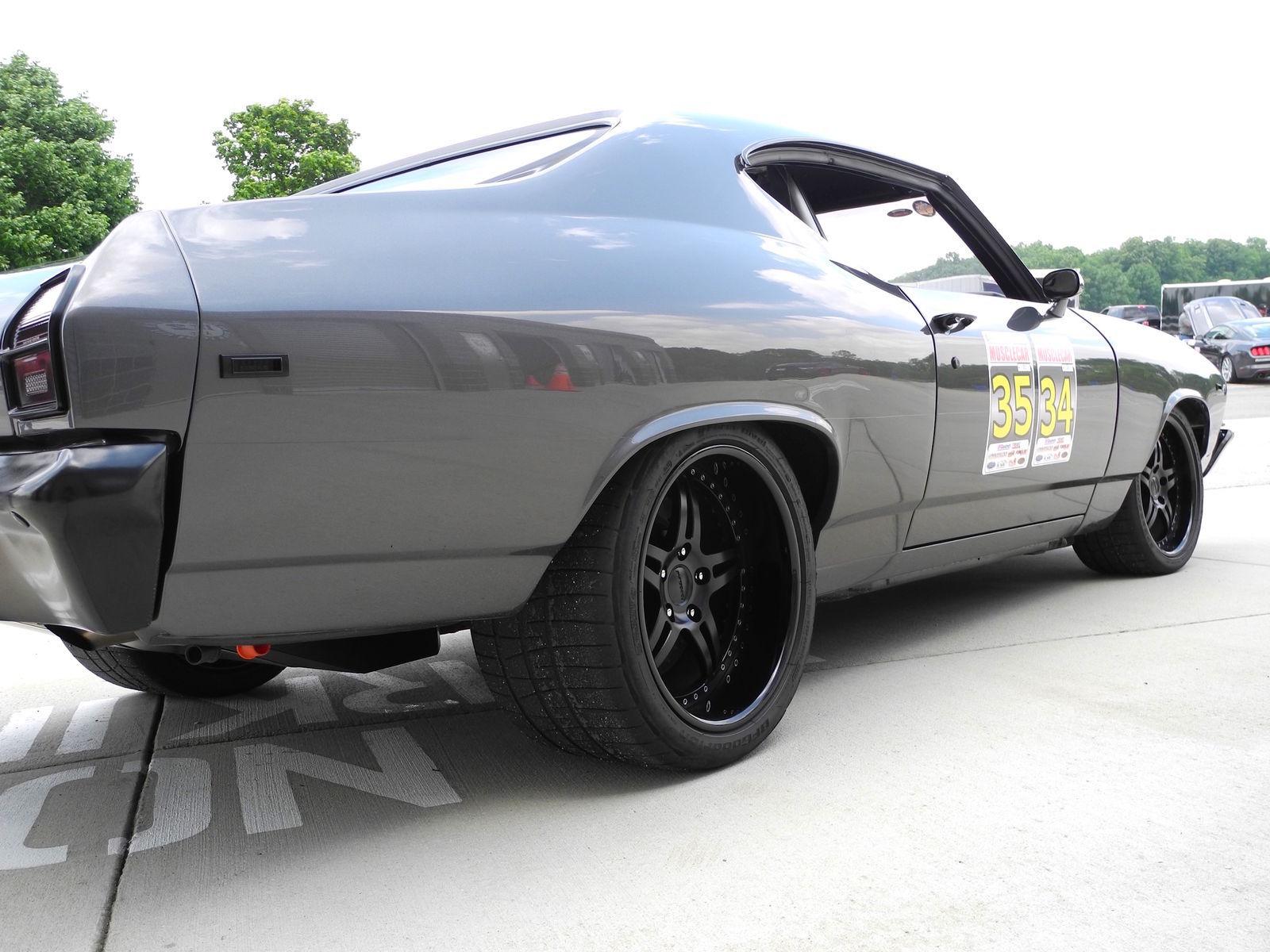 1969 Chevrolet Chevelle | Chevelle on Forgeline SP3P Wheels