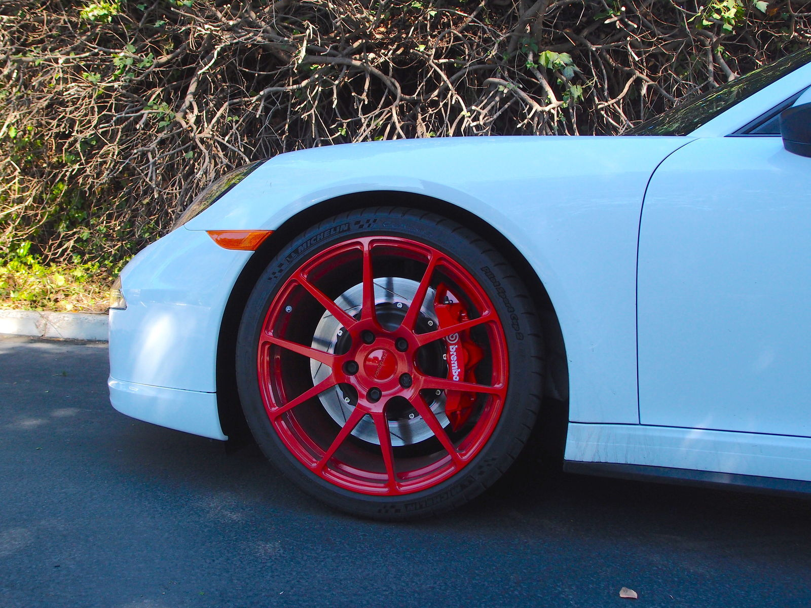2015 Porsche 911 | 991 C4S on Forgeline GA1R Wheels