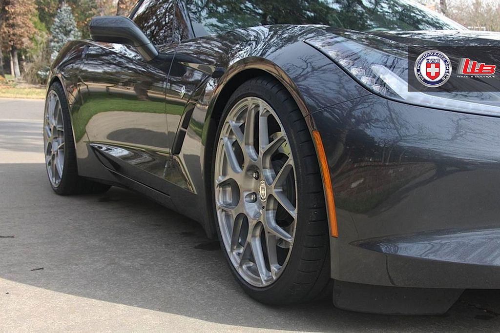 Chevrolet Corvette Stingray | C7 Corvette on HRE P40SC