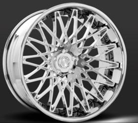 "Lexani ""Monza"" (front 26""x10"", rear 26""x11"") Wheels"