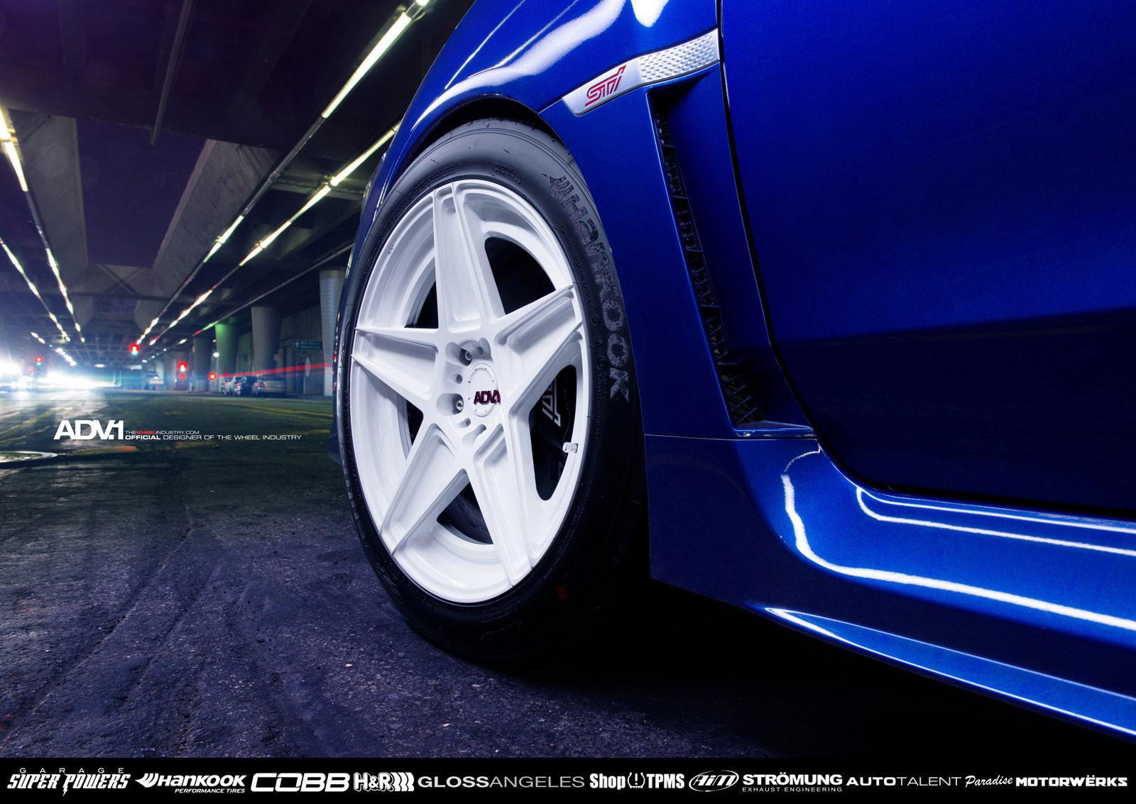 2015 Subaru STI   New Subi...