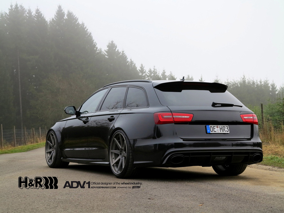 2011 Audi RS 6 | '11 Audi RS6 on ADV.1's