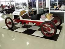 Classic Sunoco Race Car