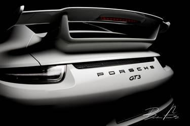 Porsche 911 GT3 Rear 3QTR