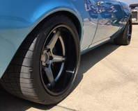 Jason's '67 Camaro on Forgeline CF3C Wheels Earns Goodguys Best Ride on BFGs Award