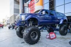 American Force Wheels SEMA 2015 - Lifted Ford