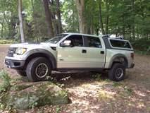 2013 Ford Raptor Overland Series