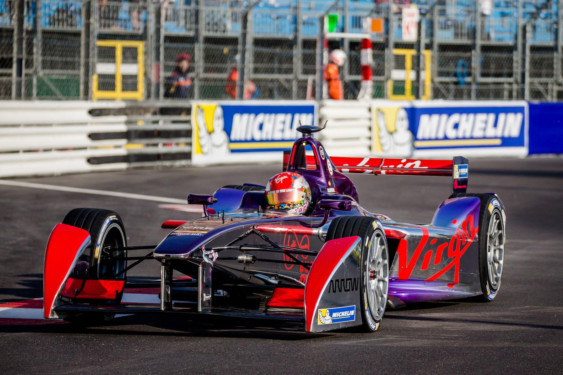 Renault  | 2014/2015 FIA Formula E Championship Round 7 - Monaco ePrix