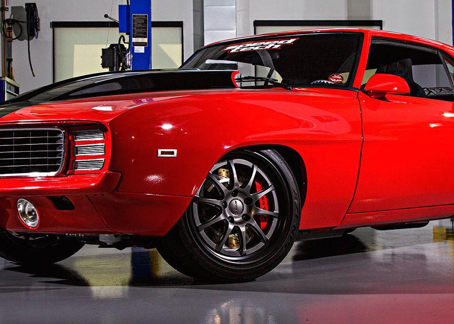 1969 Chevrolet Camaro | Roger Maniscalco's