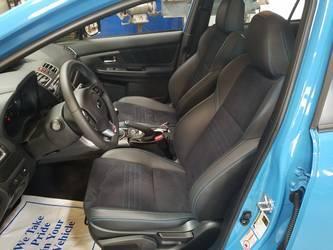 Recaro Seat Install
