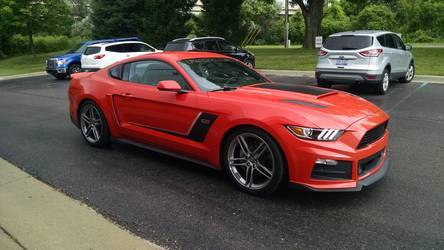 2015 Ford Mustang | Roush Stage 3 Mustang