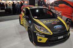 2013 Ford Focus Drift Car