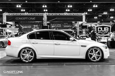 2012 BMW M3 | '12 BMW M3 @ Dub Show