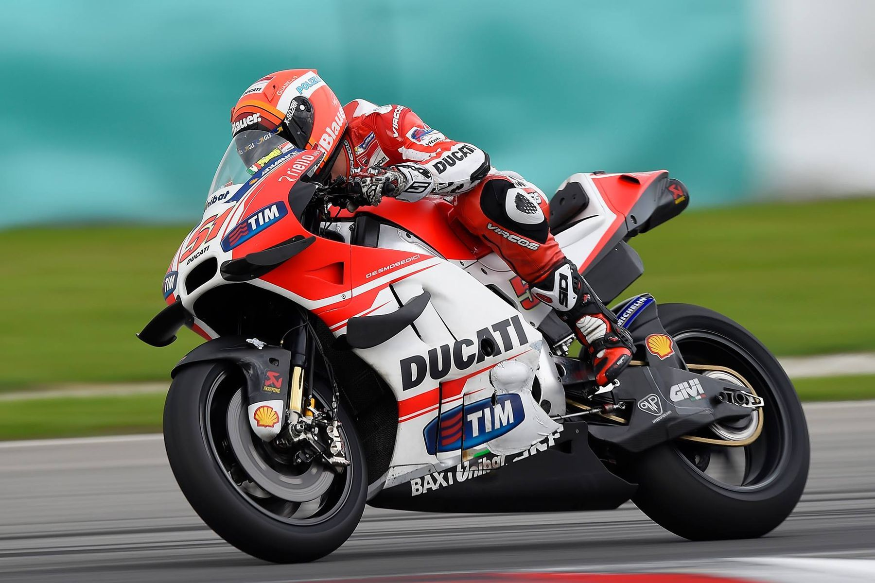 2016   | 2016 Ducati GP Team - preseason