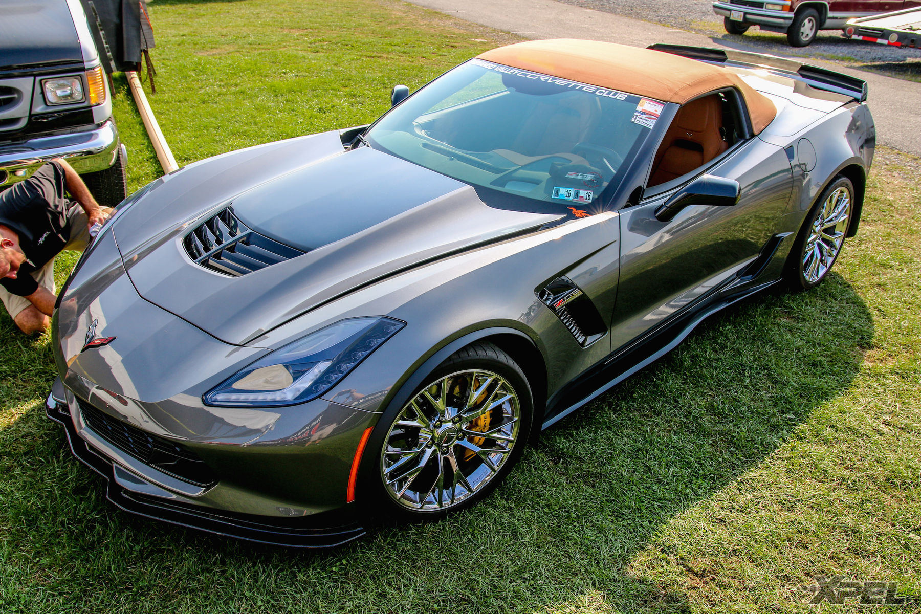 2016 Chevrolet Corvette Z06 | Chevy Corvette at Corvettes at Carlisle 2015