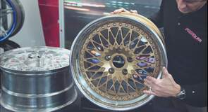 Forgeline LS3 Heritage Series Wheel