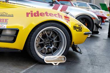 1972 Chevrolet Corvette Stingray | RideTech's 48 Hour Corvette on Forgeline GA3R Wheels Going to Auction